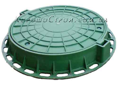Люки для септиков пластиковые с замками