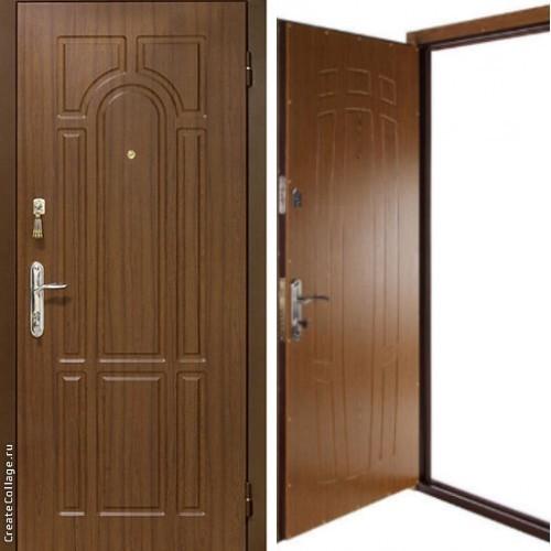 Входная стальная дверь «Люкс» 2060*1030*60 с замером, доставкой по Харькову и установкой.