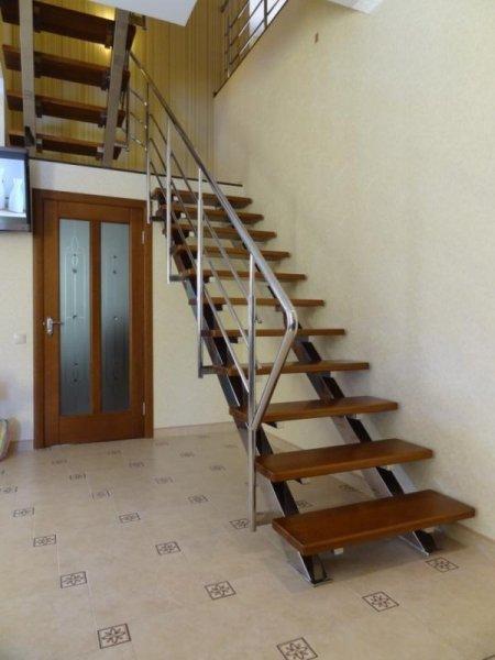 Фото 2 Лестницы из нержавеющей стали 328110