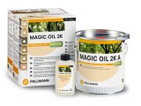 Фото  1 Двухкомпонентное масло для паркета Pallmann Magic Oil 2K 1л 1759490