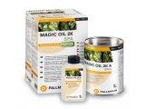 Фото  1 Двухкомпонентное масло для паркета во влажных помещениях Pallmann Magic Oil 2K Spa 1л 1759494