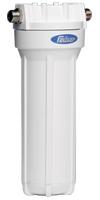 Магистральный фильтр Гейзер 1 П для предварительной очистки только холодной воды от механических примесей.