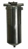 Магистральный фильтр Гейзер Тайфун для горячей и холодной воды от механики и хлора.