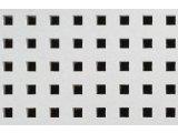 Фото  1 Перфоровані гіпсокартонні звукопоглинальні плити КНАУФ-Акустика (суцільна квадратна перфорація). 2079261