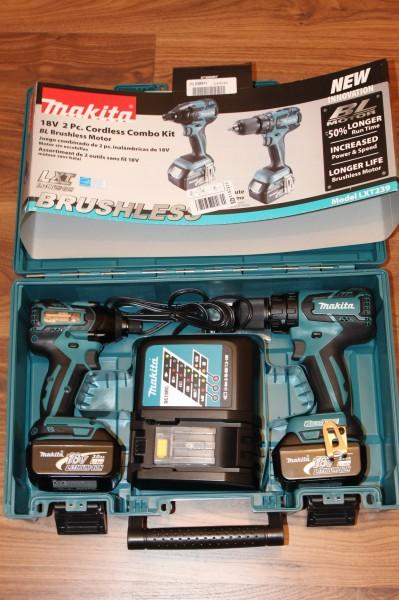 Makita 239 LXT 18 Volt Lit-ion