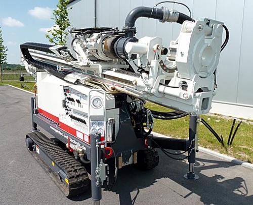 Малогабаритная буровая установка ROTOMAX L - бурение до 150 м