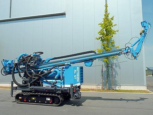 Малогабаритная буровая установка ROTOMAX XL GT «Geotec» (Германия)