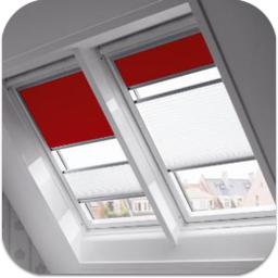Мансардне вікно Velux вологостійке 78/118 з окладом для профільованих покрівельних матеріалів
