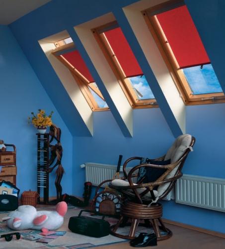 Мансардные окна Fakro, Velux Чердачные лестницы Fakro