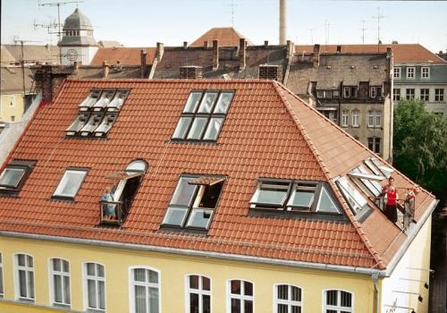 Мансардные окна - Германия