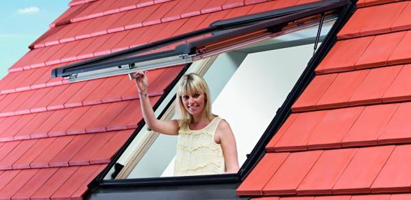 Мансардное окно Designo R8 Современный дизайн и высокая энергоэффективность