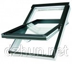 Мансардное окно FAKRO FTS-V U2 55x78 с окладом