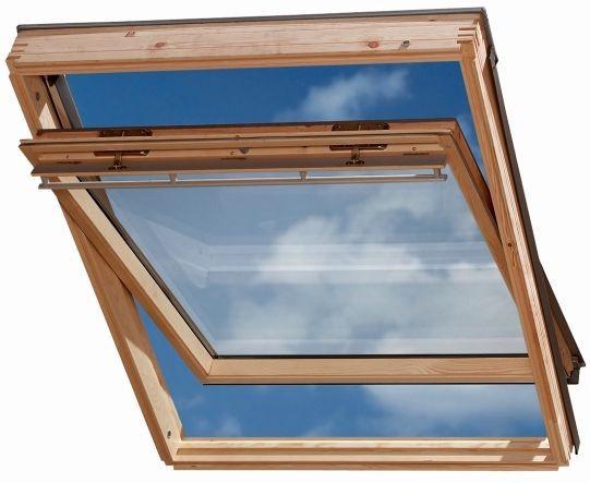 Мансардное окно VELUX GGL 3073, 55х78 cм