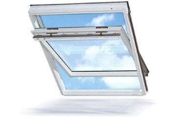 Мансардное окно VELUX GGU 0073, 78х140 cм