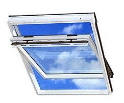 Мансардное окно Velux GGU. Водостойкое полиуретановое покрытие.