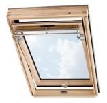 Мансардное окно VELUX GZL 1059; размер 55х78