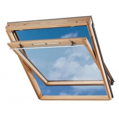 Мансардное окно VELUX GZL 1059; размер 55х98