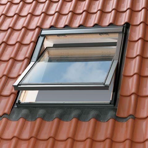 Мансардное окно VELUX GZL 1059; размер 66х118
