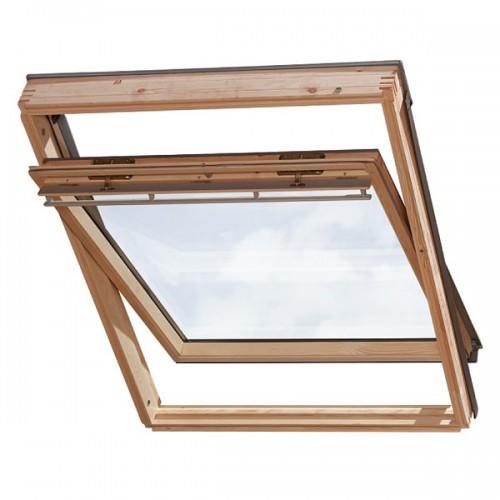 Мансардное окно VELUX GZL 1059; размер 78х98