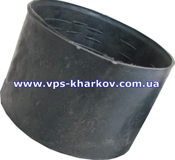 Манжеты (муфты)МПТ-1 для соединения пластиковых и асбоцементных труб диаметром 100мм