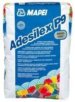 Mapei Adesilex P9 Модифицированный полимерами, улучшенный цементный клей для керамической плитки.