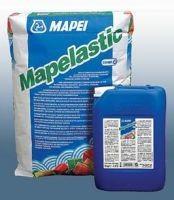 Mapei Mapelastic Двухкомпонентный эластичный состав на цементной основе для гидроизоляции: