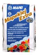 MAPEKLEJ- клей для укладання керамічної плитки всередині і ззовні приміщень для стін, підлоги істелі