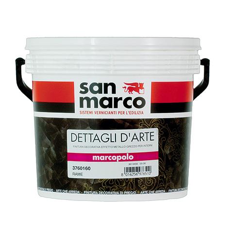 Marcopolo(Италия)дек ор. краска с песочным эффектом. 6м2/1л.