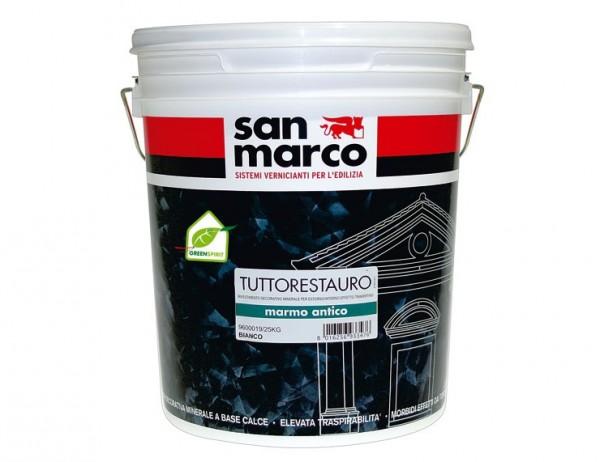 Marmo antico (Италия) декоративное покрытие с эффектом травентина .1- 1,4 кг/м2