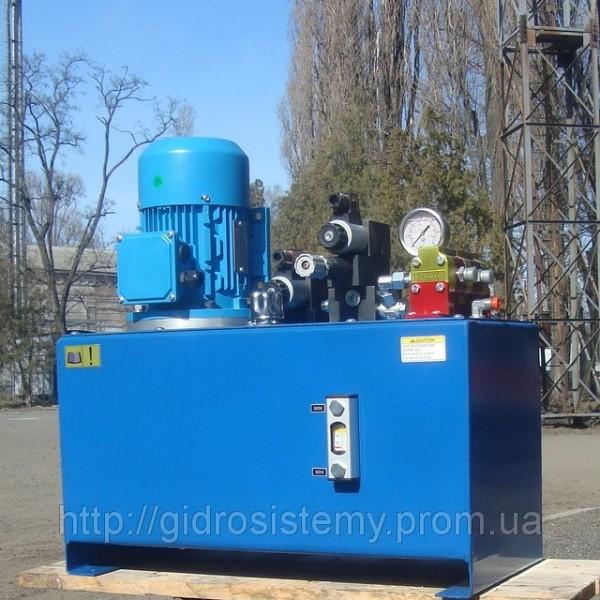 Маслостанции (гидростанции) для подъёмников, опрокидывателей, прессов.