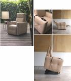 Массажные кресла - с пультом управления, подъемом кресла