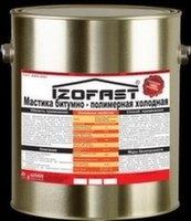 Мастика битумная IZOFAST 20кг