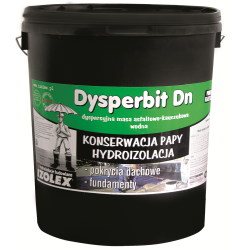Мастика битумно-каучуковая на водной основе Dysperbit DN (Диспербит ДН)