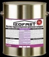 Мастика гидроизоляционная IZOFAST 20кг