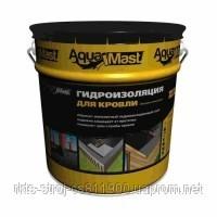Мастика кровельная и гидроизоляционная битумно-резиновая холодная AquaMast