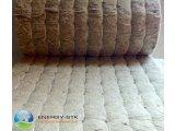 Фото  1 Маты базальтовые прошивные безобкладочные марка М-80 БО, толщина 100мм 1133003
