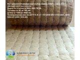Фото  4 Маты минераловатные прошивные без обкладки марка М-80 БО, толщина 70мм, макс. t применения до 650 градусов. 4432993