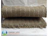 Фото  1 Маты прошивные теплоизоляционные марки М80-МС1 с металлической сеткой, толщина 100мм, ДСТУ Б.В.2.7-167:2008 1133032