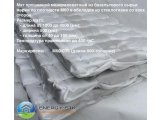 Фото  4 Маты минераловатные прошивные со стеклотканью М60 толщина 40 мм. 440692