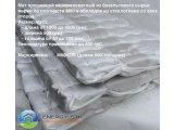 Фото  1 Маты минераловатные прошивные в обкладке из стеклоткани. t применения до 650 градусов. 410695
