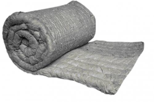 Маты минераловатные прошивные в обкладке из металлической сетки