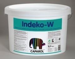 Матовая внутренняя краска Indeko-W.