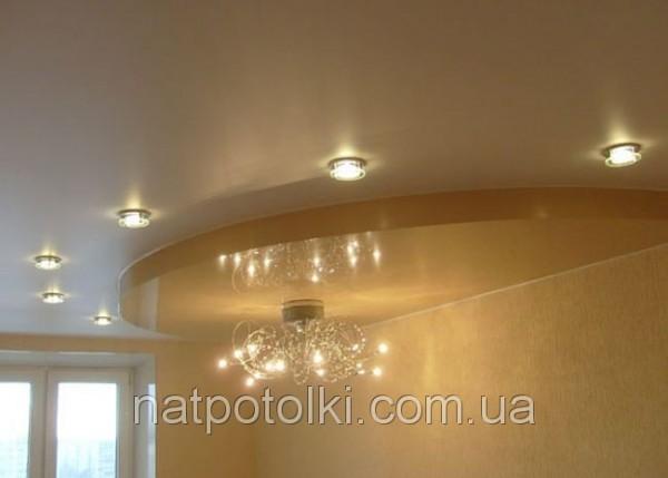 Матовые натяжные потолки 1,8м