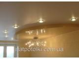 Матовые натяжные потолки 2,7м