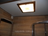 Матовые натяжные потолки 6м