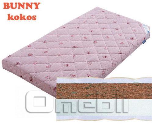 Матрас Bunny Kokos / Бани кокос 2 в 1 60х120см A11400