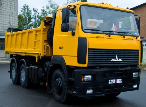 МАЗ-6501А8-320-021: 6х4, двиг. ЯМЗ-6581.10, (Е-3), 400 л. с. , КПП-9, г/п-20т. , V=11 м3,3-х сторонняя разгрузка, АБС