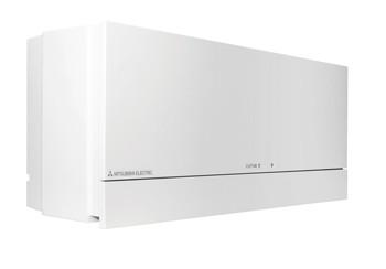 Приточно-вытяжная вентиляция c рекуперацией Mitsubishi Electric LOSSNAY-100-2000м3/ч ас, эффективность рекуперации 88%
