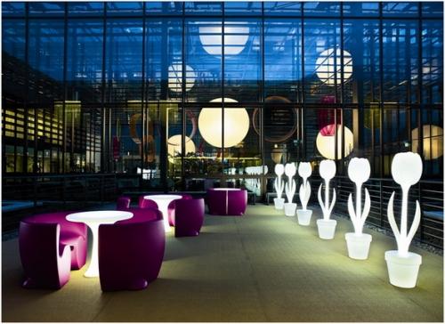 Мебель для ресторанов и кафе 3