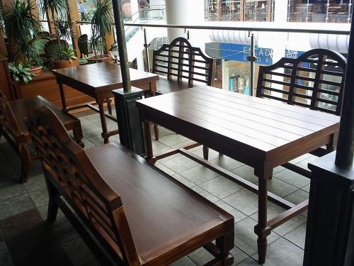 Мебель для ресторанов любой сложности